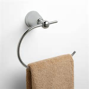 dolce towel ring bathroom