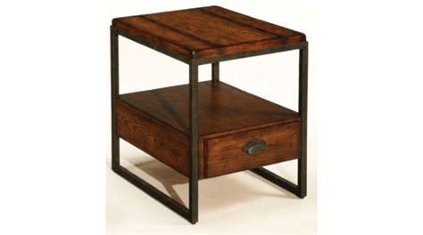la z boy end tables baja rectangular drawer end table
