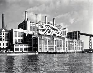 Ford Plant Pin By Chris Smart On Time Capsule