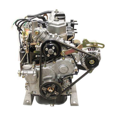 hp briggs stratton engine  cylinder vanguard