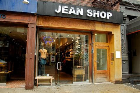 store nyc the best stores for denim shopping racked ny