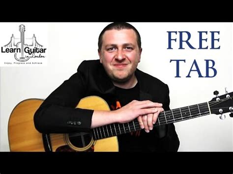 tutorial guitar fix you fix you fingerstyle guitar tutorial coldplay part 1