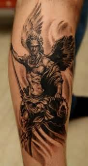 ange guerrier tatouage sur le bras tatouage ange 10 09 2017
