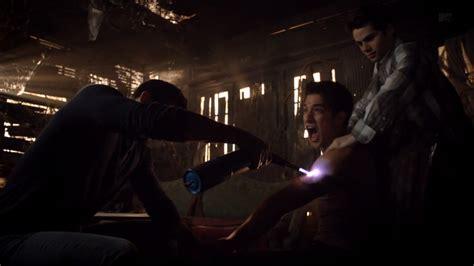 teen wolf season 3 episode recap tattoo the geekiary