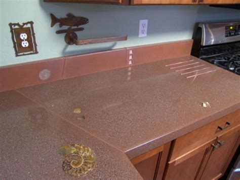 create an aesthetic touch for your kitchen with terrazzo