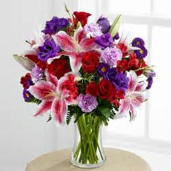 Stargazer Flower Arrangements - the stunning beauty bouquet by ftd 174 vase included