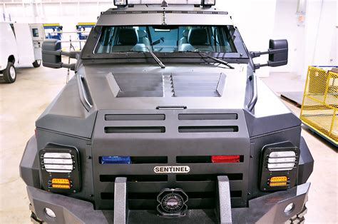 tactical truck the sentinel tactical response vehicle