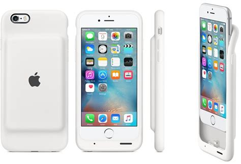 apple launches official 99 battery enhancing for iphone 6s mac rumors