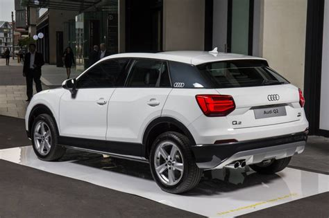 all new audi q2 arrives in australia with launch edition