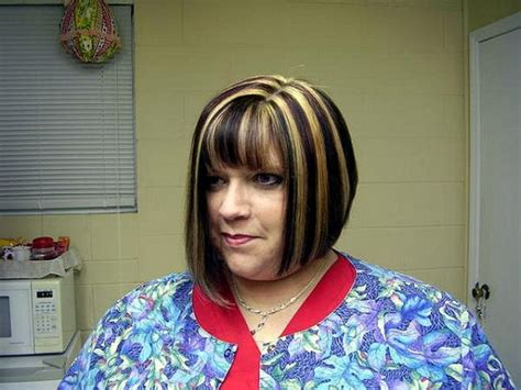 big women haircuts hairstyles for fat women over age 40 hairstyle for women