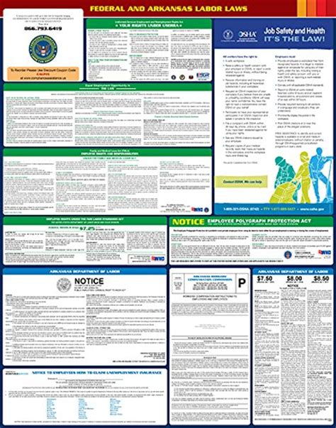 printable fmla poster the best 2017 labor law posters reviewed product reviews
