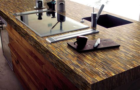 Composite Countertop by 4 Materials You Didn T You Could Use As Kitchen