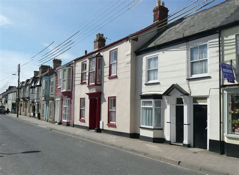 homes for on the file houses in south south molton geograph org