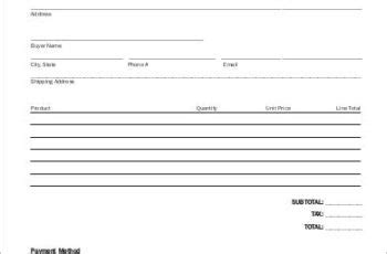 personal receipt template receipt template to use and its purposes