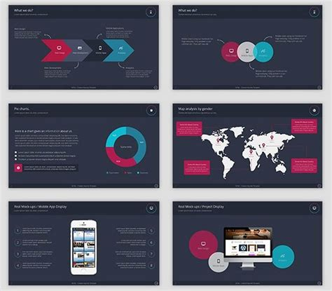 keynote design inspiration 30 best keynote templates of 2016 design shack