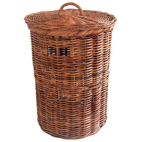 Round Lacak Laundry Basket Basket Laundry