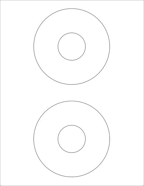 clipart wl 1200 cd label template