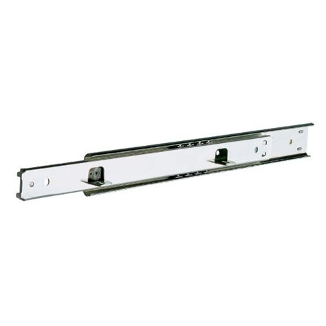 Two Way Drawer Slides by Accuride 3 4 Extension Side Mounted Drawer Slide With Two