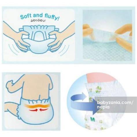 Nepia Genki Popok Celana M32 jual nepia genki middle 32 baby diapers afis shop