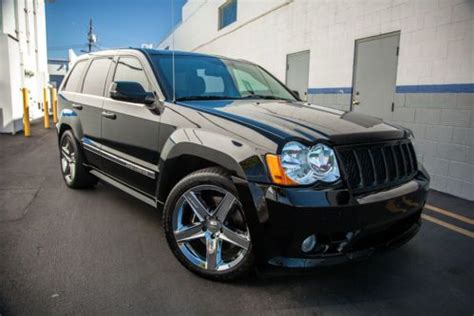 Jeep Srt8 For Sale Los Angeles Find Used 2008 Vortech Supercharged Awd Jeep Grand