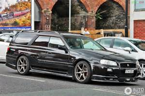 Nissan Stagia Nissan Stagea R34 5 July 2014 Autogespot