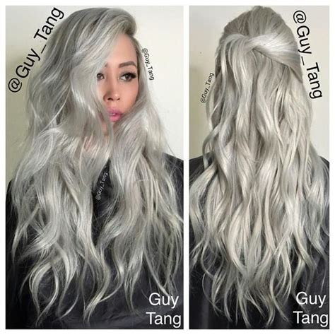 silvery blonde hair dye silver blonde hair color google search hair