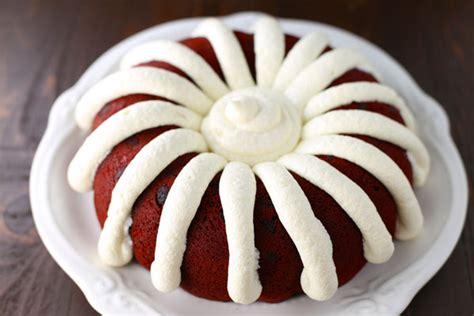 nothing bundt cakes recipes copycat copycat nothing bundt velvet cake baking