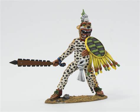 Promo Sepatu Warrior Warior Mura michigan soldier company miniatures a michtoy exclusive aztec jaguar defending