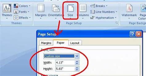 Obeng Buat Buka Laptop cara buat kwitansi pakai ms word tutorial gadget