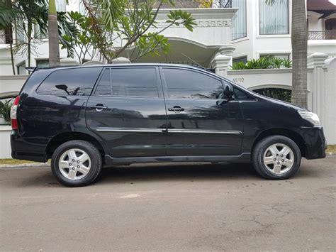 Toyota Kijang Innova 2014 toyota kijang innova 2 0 g 2005 at facelift 2014