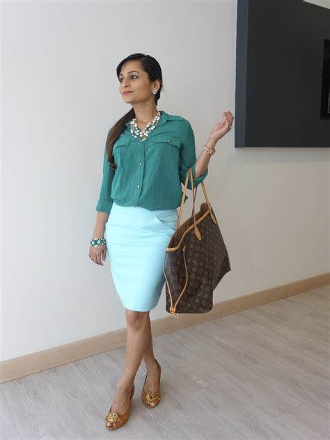 how to wear a pastel pencil skirt part 4 five foot