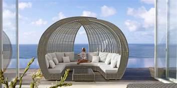 mobilier de jardin haut de gamme c est lusso