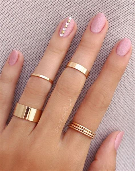 Pretty Nail Designs by 20 Pink And Pretty Nail Design Ideas Doozy List