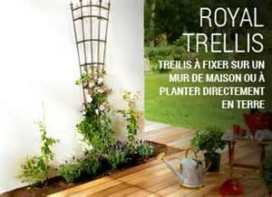 Long Trellis Treillis Pour Palisser Ses Plantes Grimpantes Nortene