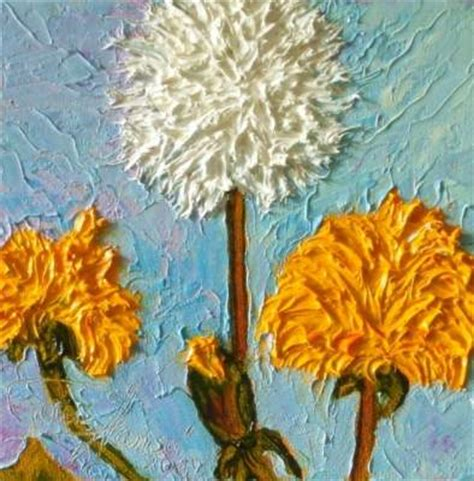 texture in painting contest flower paintings with texture