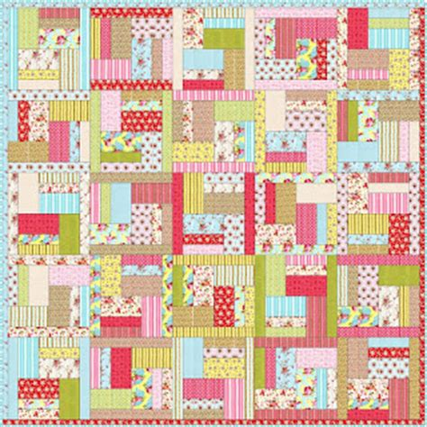 Easy Patchwork Quilt Patterns - suzguz designs new patchwork rendezvous quilt pattern