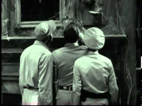 the andy griffith show s4e02 the haunted house23