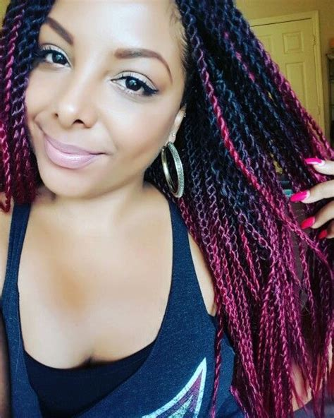different colored segelese twists colored senegalese twists www imgkid com the image kid