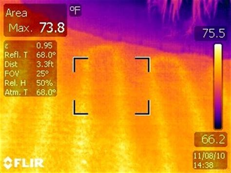 heat thermal heatply 174 radiant heat panels thermal imaging
