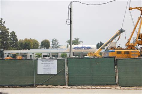 Pedigo Apartments Huntington Construction Ring Up On Apartment Project In Huntington