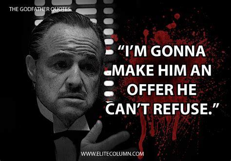 godfather quotes 10 fan favourite the godfather quotes elitecolumn