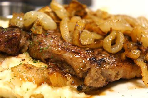 Hormon Nature Stek menu