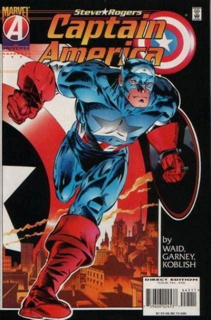 captain america by mark captain america volume comic vine