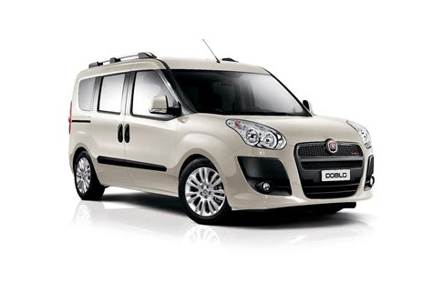 Fiat Vehicle Fiat Doblo 2010 2011 2012 2013 2014 2015 2016