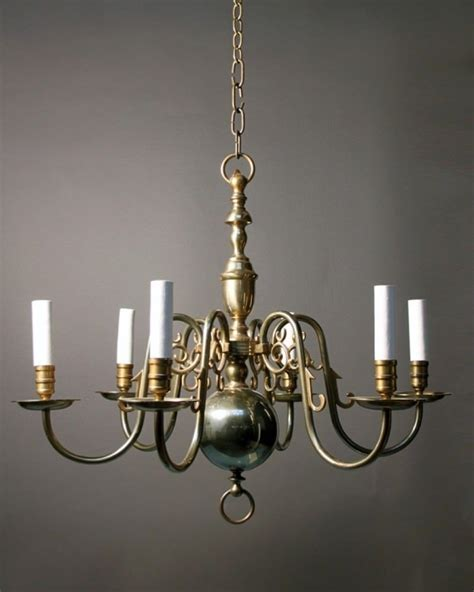 kronleuchter antik antique style chandelier fritz fryer