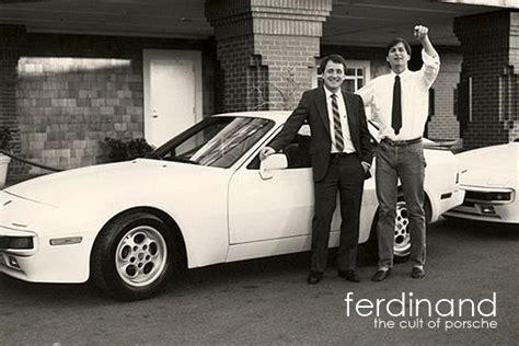 Ferdinand Porsche Magazine by Steve Porsche 944 1 Ferdinand Porsche Magazine