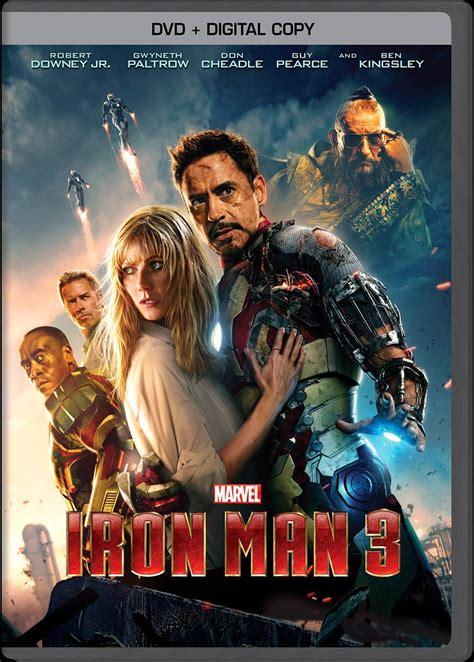 Kaset Dvd Bluray Blue Blueray Thor The World Murah iron 3 dvd release date september 24 2013