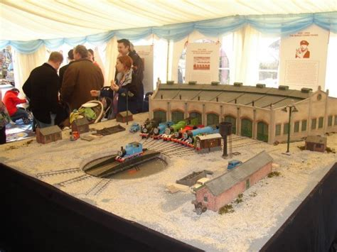Tidmouth Engine Shed by Tidmouth Sheds At Scratchpad The Place For Everybody And