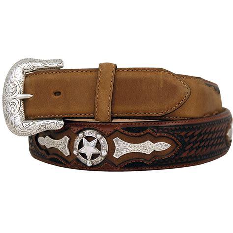 shop s justin bark western belt