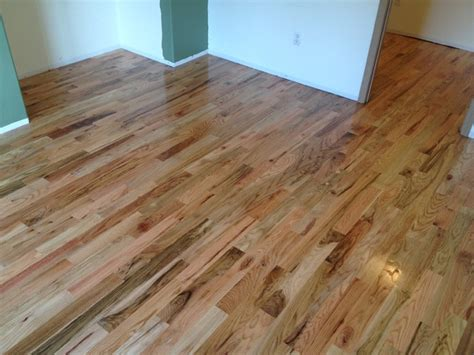 """Red Oak 3/4 x 5"""" #2 Common   Unfinished Solid Hardwood"""